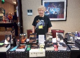 My author's table